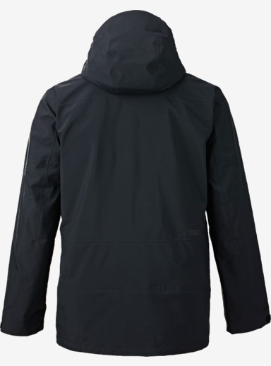 Burton 3L Particle Jacket shown in True Black