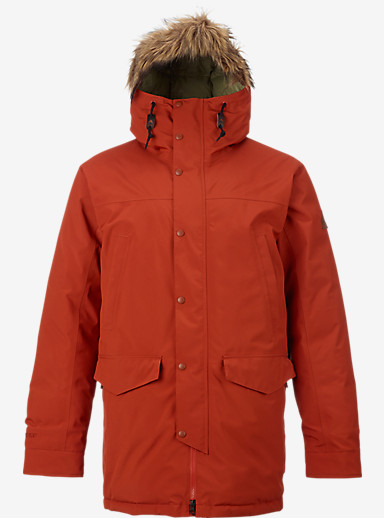 Burton Garrison Jacket shown in Picante