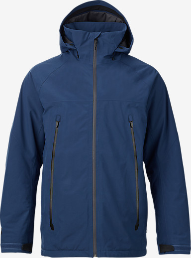 Burton Ether Jacket shown in Boro