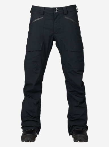 Burton Rotor Pant shown in True Black