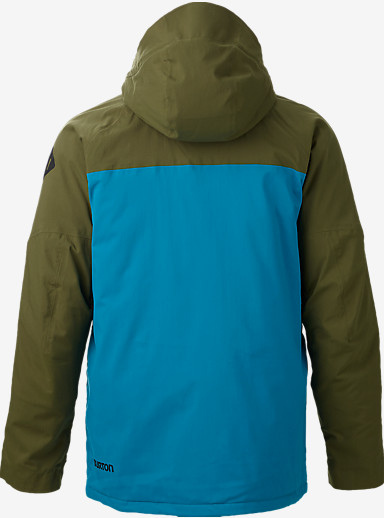 Burton Caliber Jacket shown in Keef / Pipeline