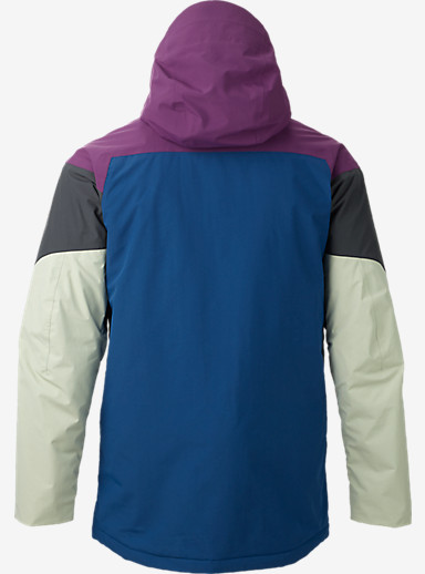 Burton Radial Jacket shown in Double Cup Block