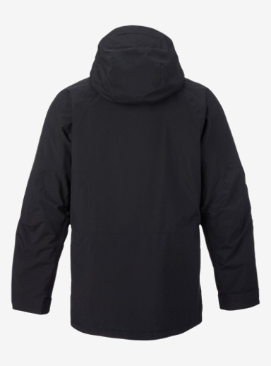 Burton Radial Jacket shown in True Black