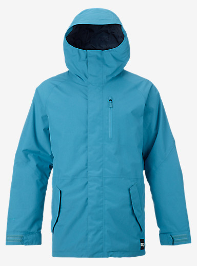Burton Radial Jacket shown in Larkspur