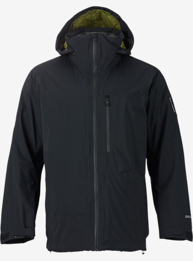 Burton AK457 Light Down Jacket shown in True Black