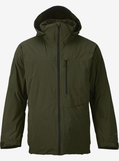 Burton AK457 Light Down Jacket shown in Olive