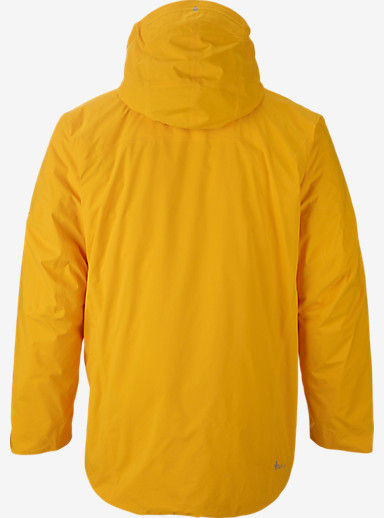 Burton AK457 Light Down Jacket shown in Bright Yellow