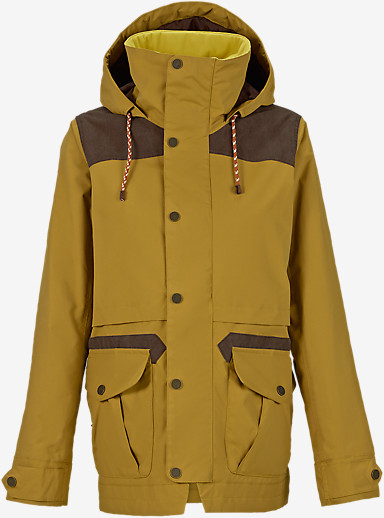 Burton Fremont Jacket shown in Evilo