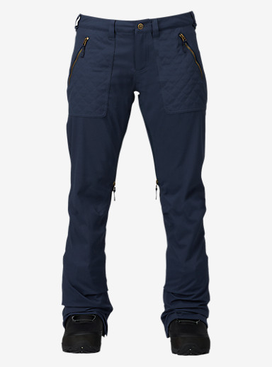 Burton Vida Pant shown in Mood Indigo