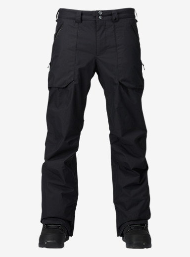 Burton Tactic Pant shown in True Black