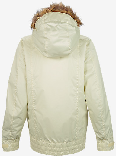 Burton Monarch Jacket shown in Canvas [bluesign® Approved]
