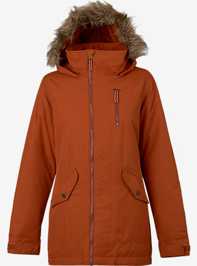 Burton Hazel Jacket shown in Picante