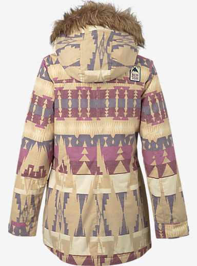 Burton Hazel Jacket shown in Vision Quest