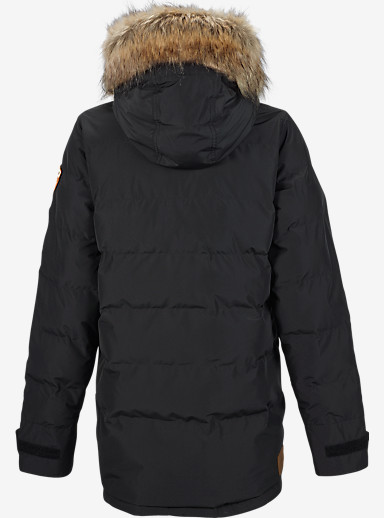 Burton Essex Puffy Jacket shown in True Black [bluesign® Approved]