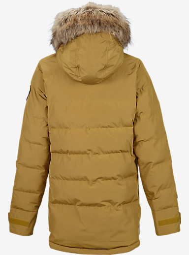 Burton Essex Puffy Jacket shown in Evilo [bluesign® Approved]