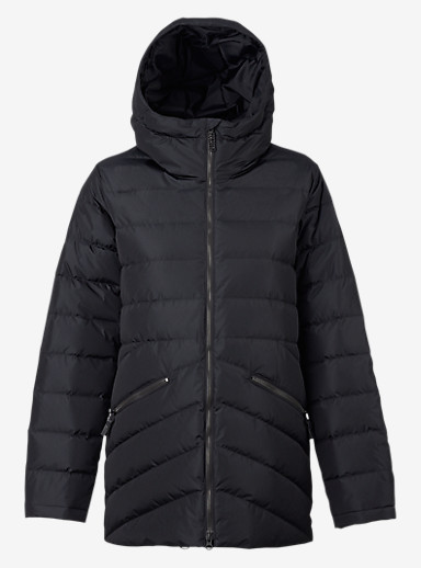 Burton Sphinx Down Jacket shown in True Black