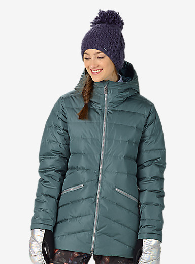 Burton Sphinx Down Jacket shown in Tundra