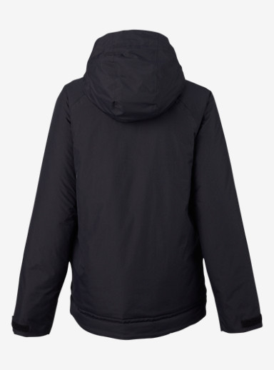 Burton Radar Jacket shown in True Black