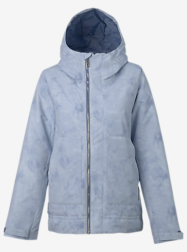 Burton Radar Jacket shown in Bleacher Denim