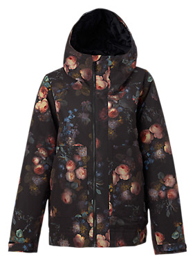 Burton Radar Jacket shown in Lowland Floral