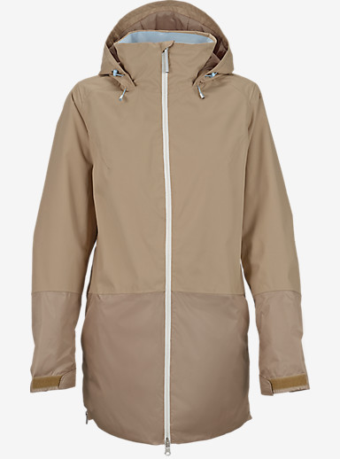 Burton Spectra Jacket shown in Sandstruck / Sandstruck Metallic