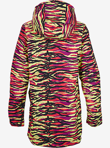 Burton Spectra Jacket shown in Tropic Tiger