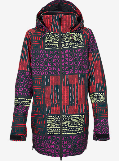 Burton Spectra Jacket shown in Yolandi Print