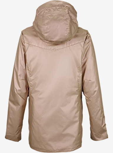Burton Cadence Jacket shown in Sandstruck Metallic [bluesign® Approved]