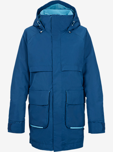 Burton Mirage Jacket shown in Dusk / Ultra Blue [bluesign® Approved]