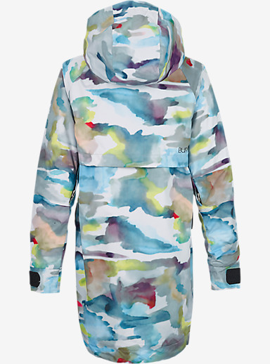 Burton Mirage Jacket shown in Watercolor / Holbrook