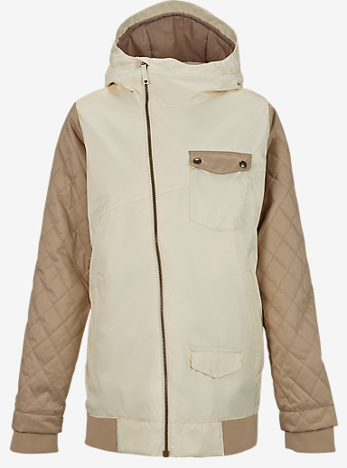 Burton TWC Maverick Jacket shown in Canvas / Sandstruck