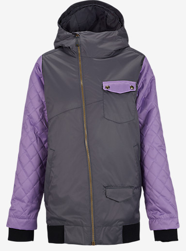 Burton TWC Maverick Jacket shown in Holbrook / Whirl