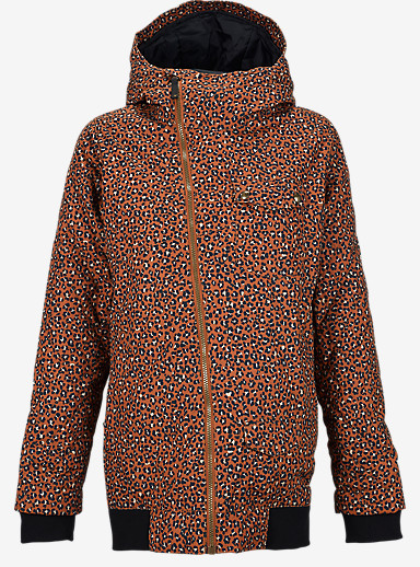Burton TWC Maverick Jacket shown in Cheeta