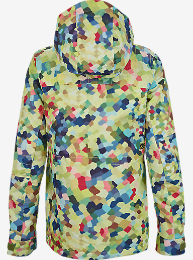 Burton TWC Flyer Jacket shown in Paint By Number