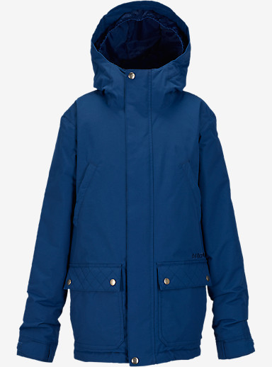 Burton Boys' TWC Greenlight Jacket shown in Boro [bluesign® Approved]