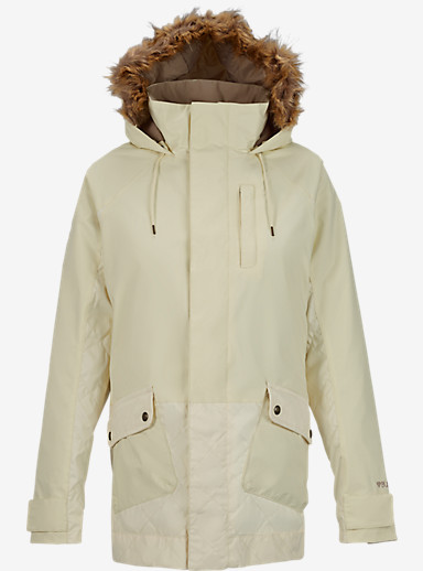 Burton TWC Charlie Jacket shown in Canvas