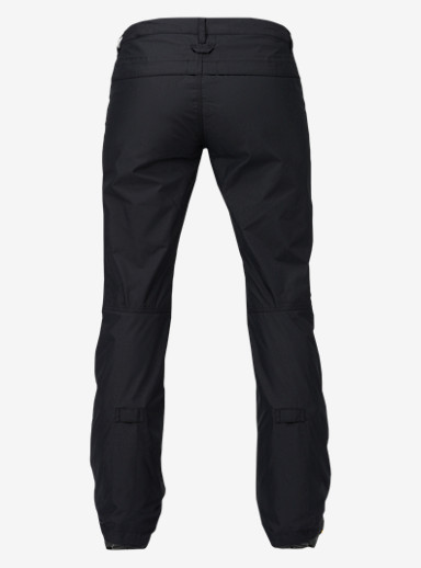 Burton TWC On Fleek Pant shown in True Black