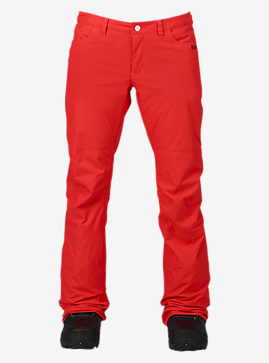 Burton TWC On Fleek Pant shown in Coral