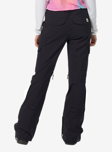 Burton TWC Nexterday Pant shown in True Black
