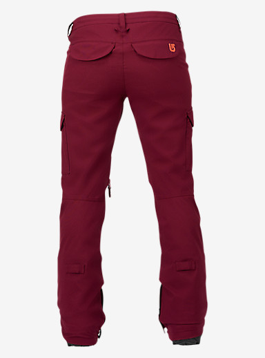 Burton TWC Nexterday Pant shown in Sangria