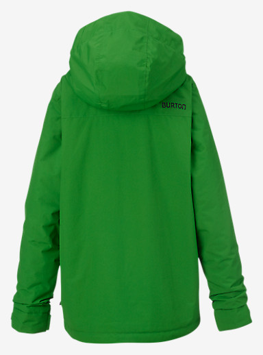 Burton Boys' Link System Jacket shown in Slime