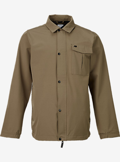 Analog Foxhole Jacket shown in Soil