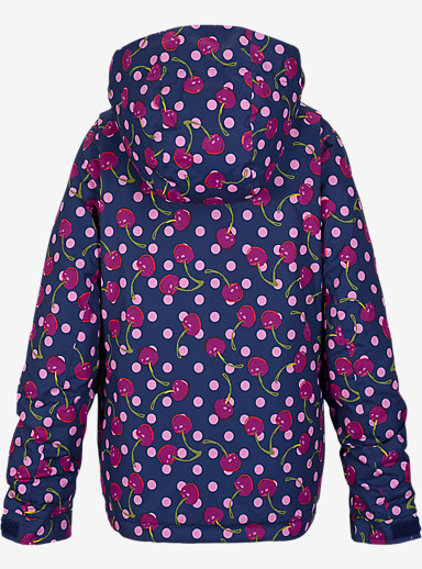 Burton Girls' Echo Jacket shown in Tutti Frutti / Spellbound [bluesign® Approved]