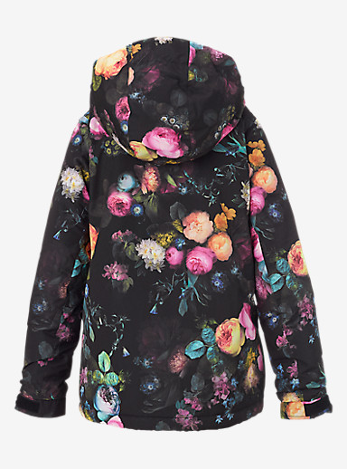 Burton Girls' Echo Jacket shown in Highland Floral