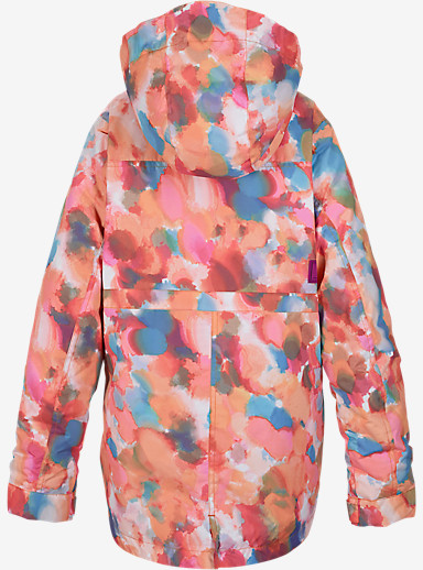 Burton Girls' Maddie Jacket shown in Laila