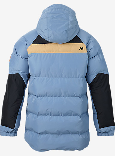 Analog Innsbruck Down Jacket shown in Slate