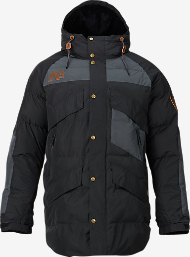 Analog Innsbruck Down Jacket shown in Faded