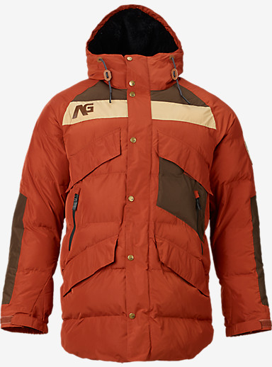 Analog Innsbruck Down Jacket shown in Camino