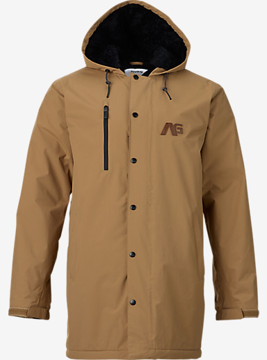 Analog Stadium Parka Snowboard Jacket shown in Caravan