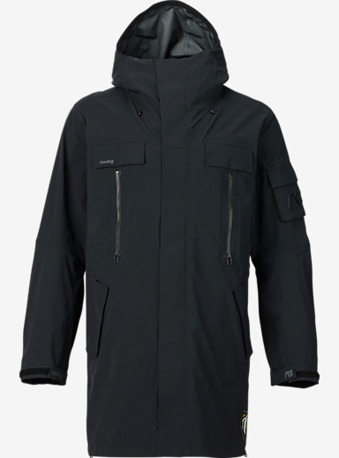 Analog 3LS Snowblind Trench GORE-TEX® Jacket shown in Black